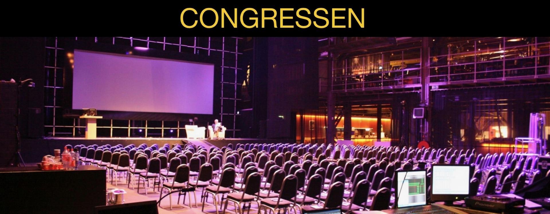 4YourEvents Slider Congressen Homepage