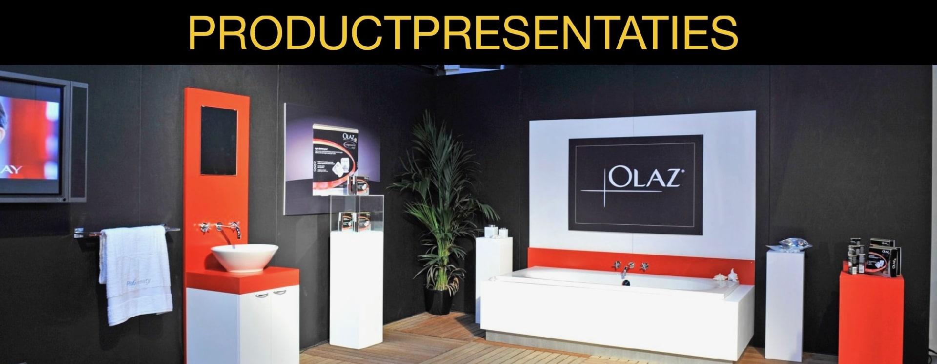 4YourEvents Slider Productpresentaties Homepage