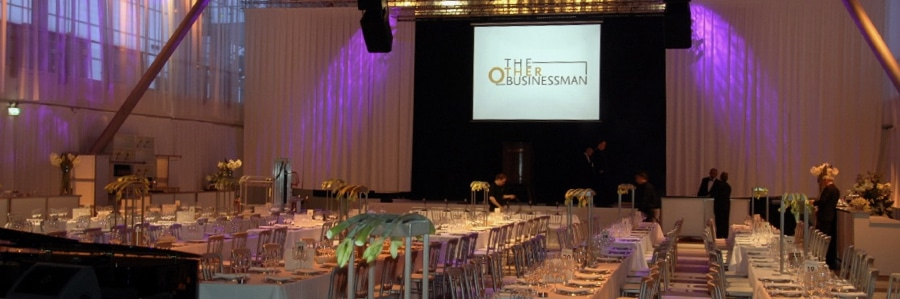 4YourEvents - The Other Businessman - een prestigieuze gala-avond