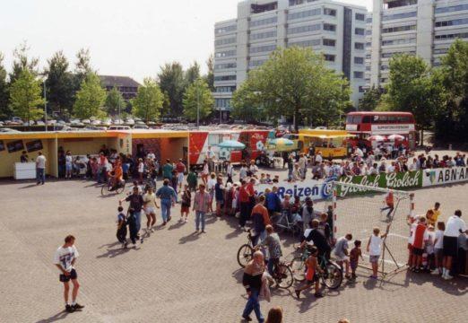 4YourEvents – Ajax – Fakkeltocht in 10 steden