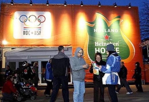 4YourEvents – Holland Heineken House tijdens de Olympische Spelen